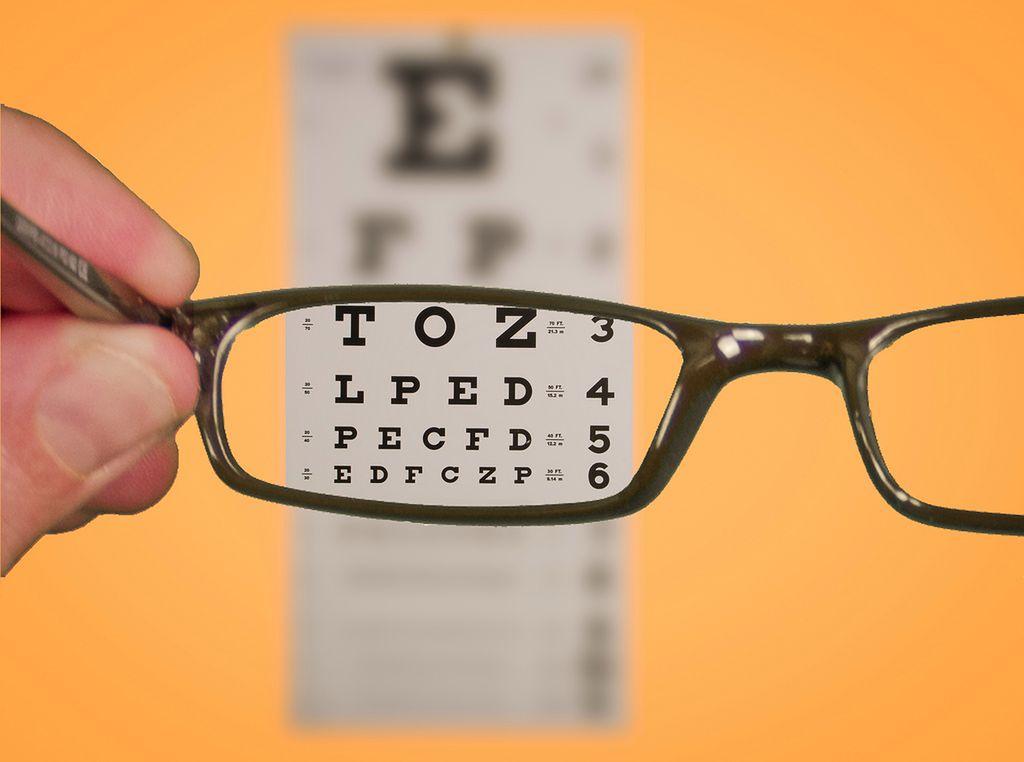 test ocular online la