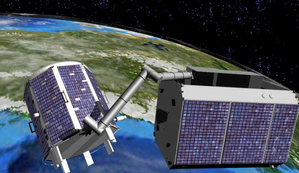 Podłączenie satelity gwiazda wybór