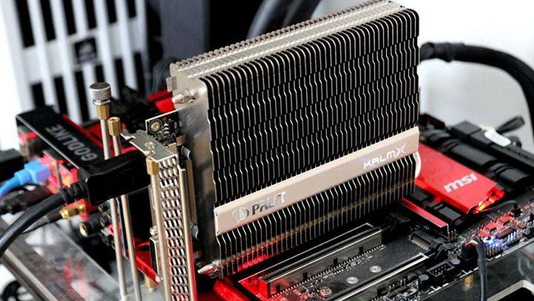 Palit GeForce GTX 1050 Ti KalmX: test Pascala dla wielbicieli ciszy