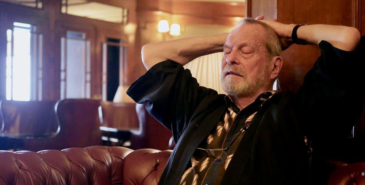 """Terry Gilliam w Kairze, """"nie najpiękniejszym mieście na świecie"""""""