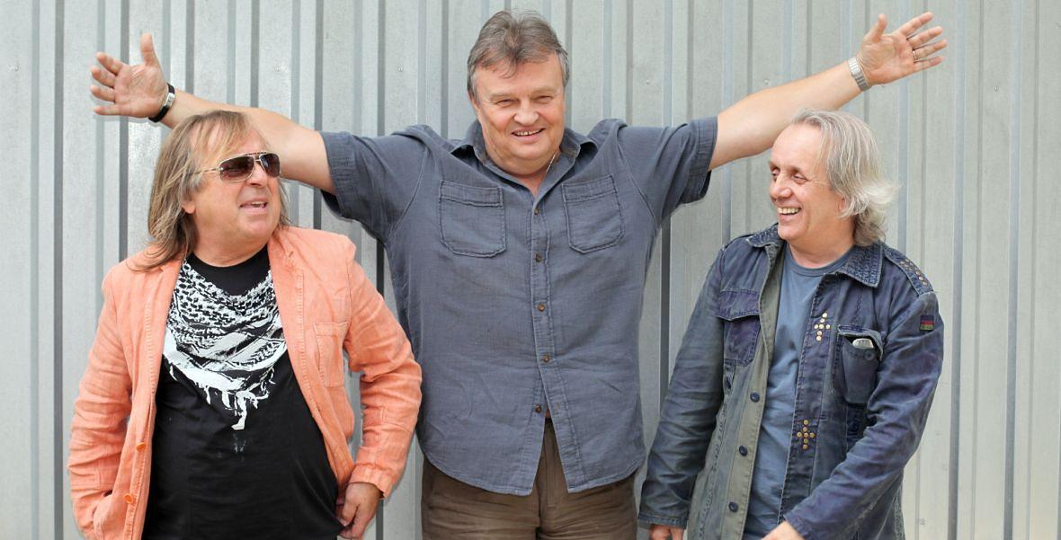 Romuald Lipko, Krzysztof Cugowski i Tomasz Zeliszewski