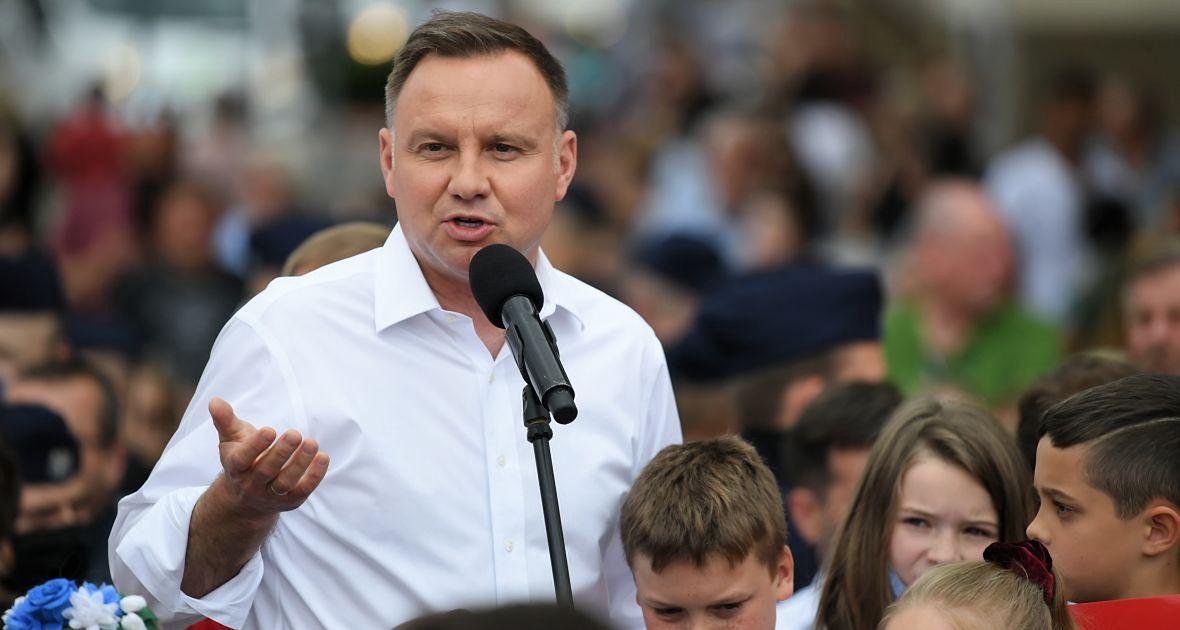 Reelekcja Andrzeja Dudy postawiłaby Konfederację w trudnej sytuacji