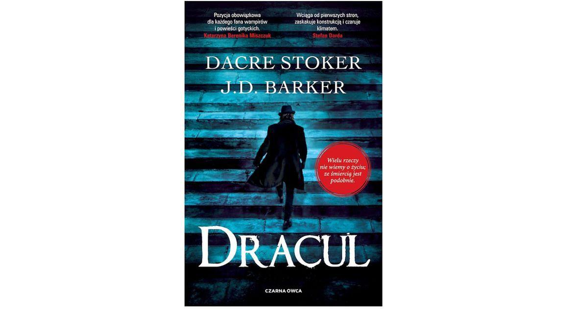 Tłumaczem książki Dacre Stokera, która ukazał się nakładem wydawnictwa Czarna Owca, jest Szymon Żuchowski