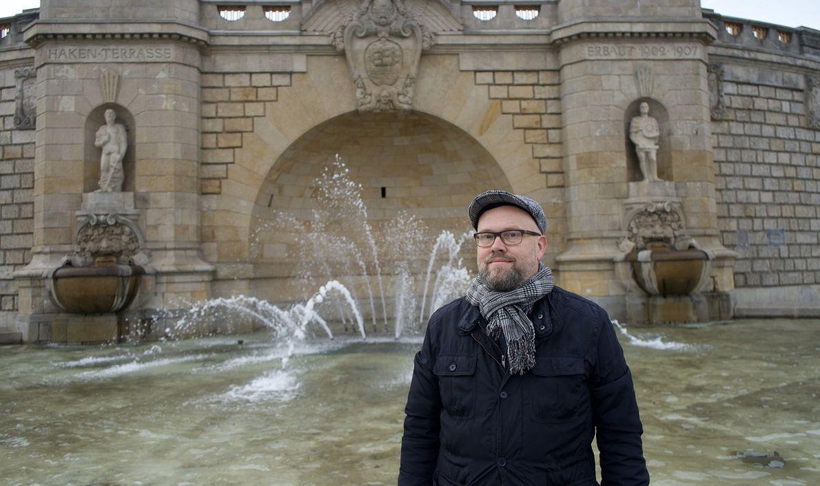 Martin Hanf jest Bawarczykiem, ale pokochał też polskie i niemieckie Pomorze