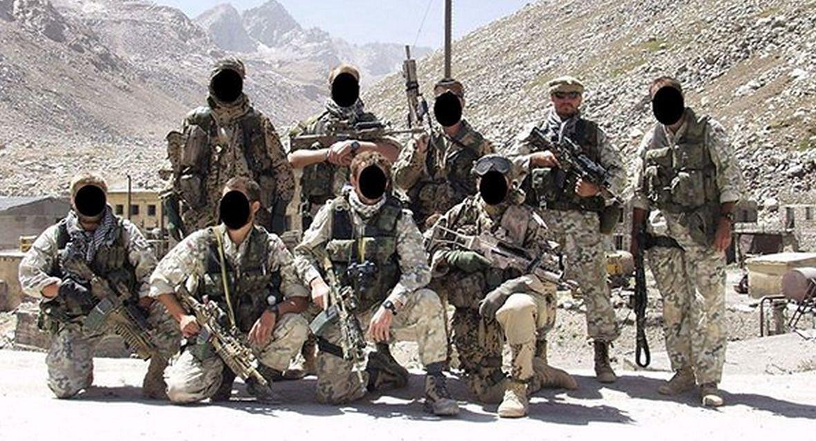 Komandosi GROM na misji w Afganistanie