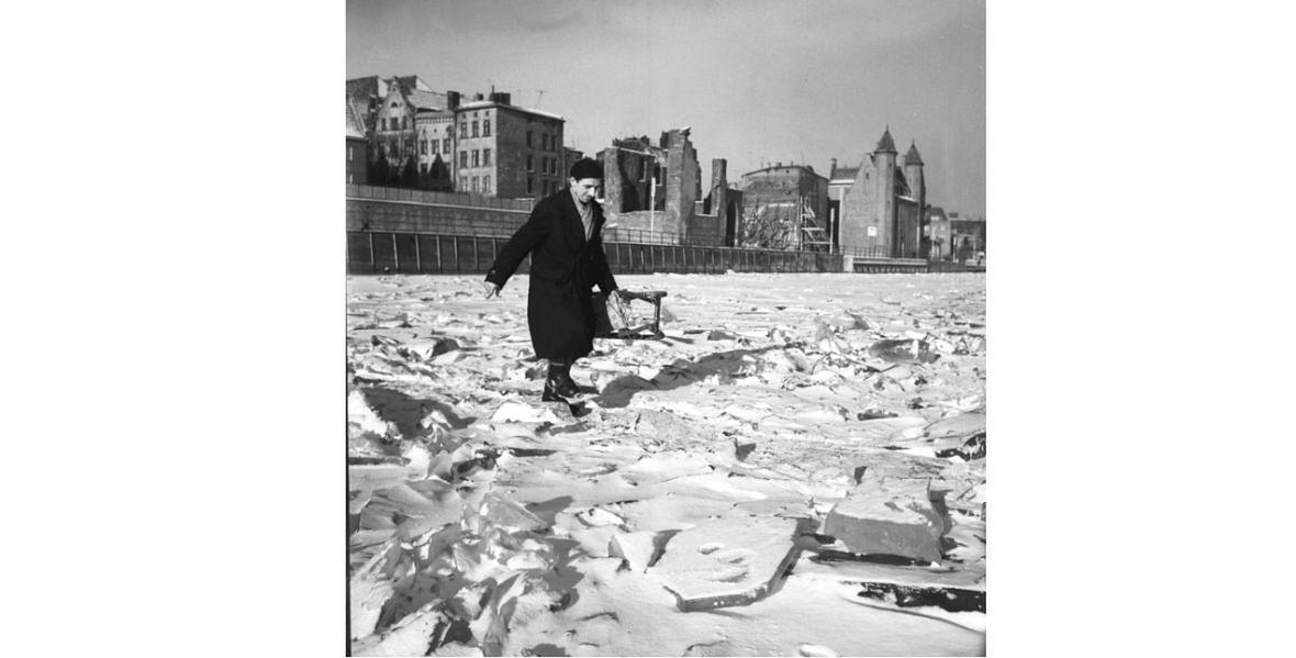 Zima 1963 roku była uważana w Europie Środkowej za najchłodniejszą