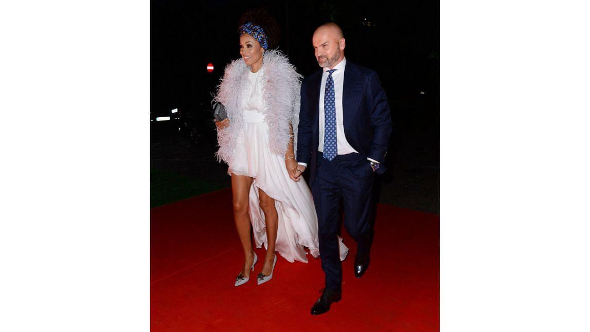 Żona wspiera Brzoskę na każdy kroku. W biznesie i showbiznesie przypominają parę Lewandowskich. Sukces goni sukces