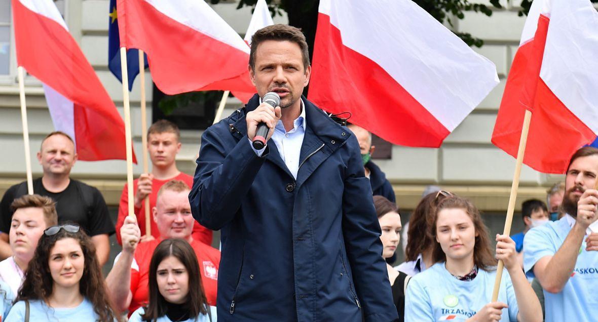 Rafał Trzaskowski w Pałacu Prezydenckim to dla Konfederacji gwarancja, że PiS będzie osłabiony