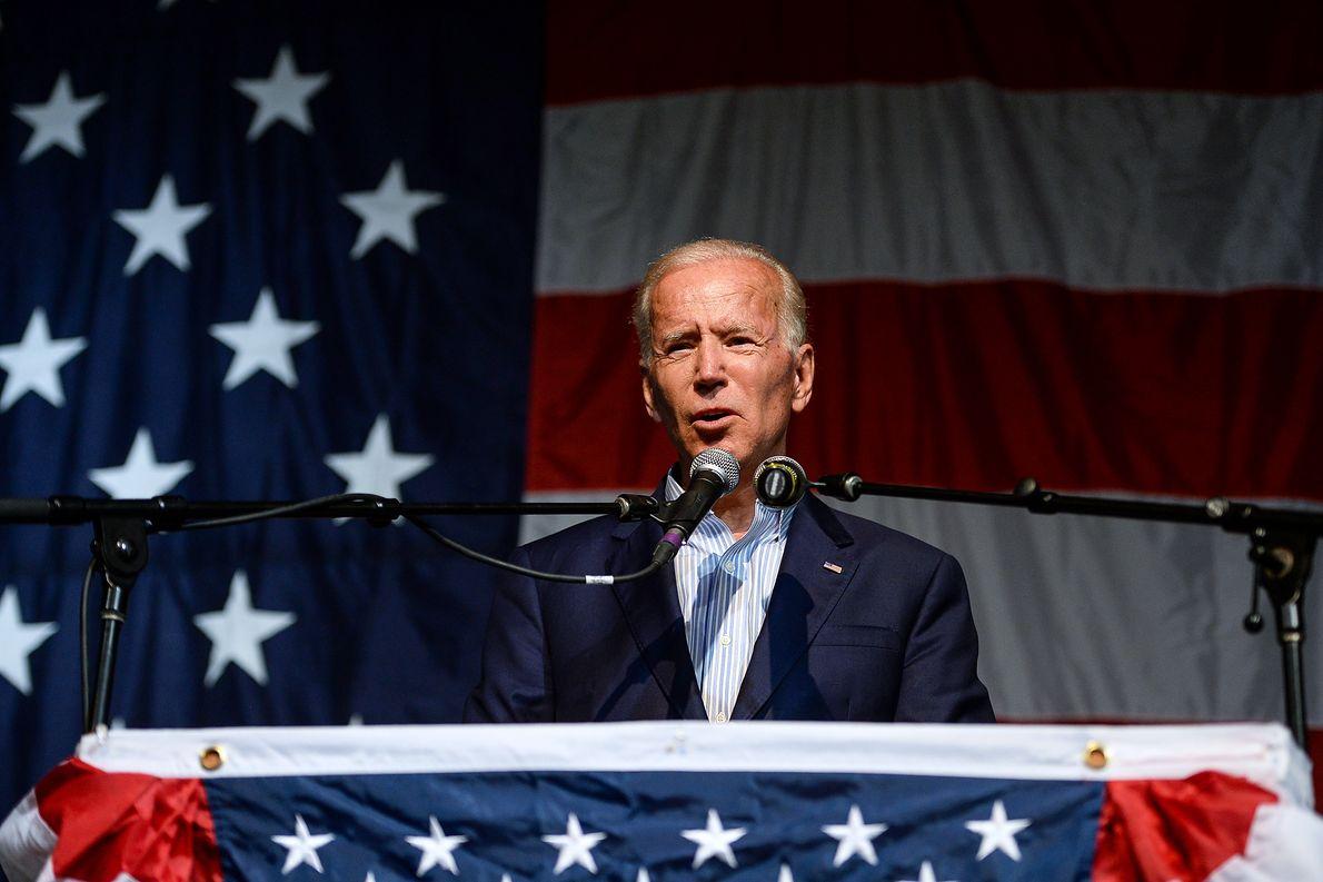 Joe Biden stanie przed trudnym zadaniem ugaszenia kryzysu w Stanach Zjednoczonych