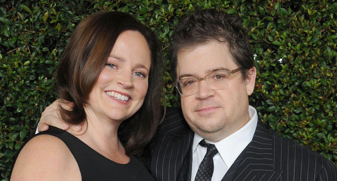 Michelle McNamara i jej mąż Patton Oswalt. Po śmierci żony to Patton doprowadził do wydania jej niedokończonej książki o Golden State Killerze