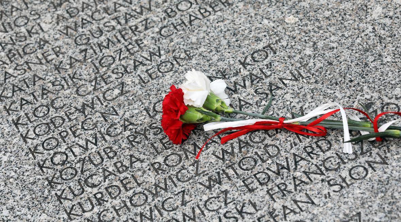 """11 lipca 2018 roku. Narodowy Dzień Pomięci Ofiar Ludobójstwa dokonanego przez ukraińskich nacjonalistów na obywatelach II Rzeczypospolitej Polskiej. Jest obchodzony w rocznicę """"Krwawej niedzieli"""", kiedy w 1943 roku oddziały UPA przeprowadziły skoordynowane ataki na wioski zamieszkane przez polska ludność"""
