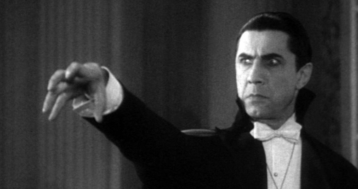 """""""Wampir Stokerów"""" zdążył wystraszyć kilka pokoleń widzów. Na zdjęciu Bela Lugosi jako Dracula. Film z roku 1931"""