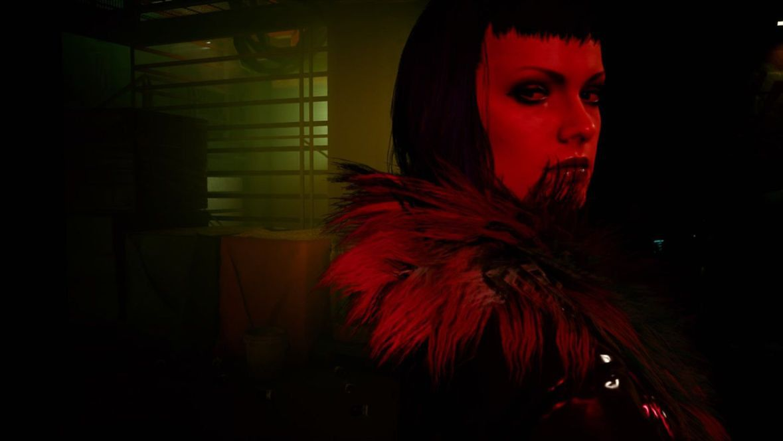 Cyberprostytucja jest niezwykle popularna w Night City. Niesie jednak za sobą straszne konsekwencje