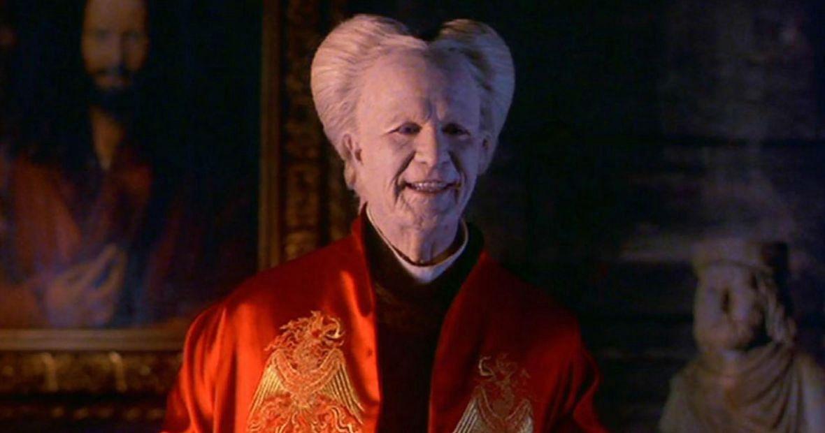 """""""Hrabia Dracula był kimś pociągającym, przystojnym, hipnotyzującym. Wyłączając Draculę sportretowanego przez Gary'ego Oldmana"""""""