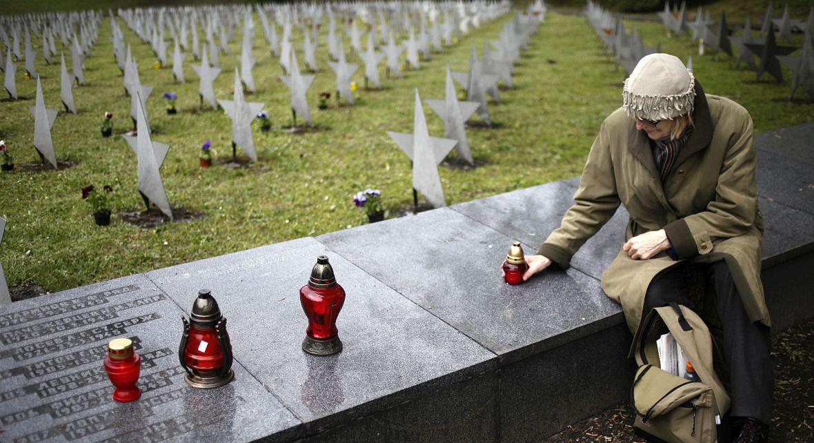 Cmentarz żołnierzy radzieckich poległych w czasie walk o Gdańsk