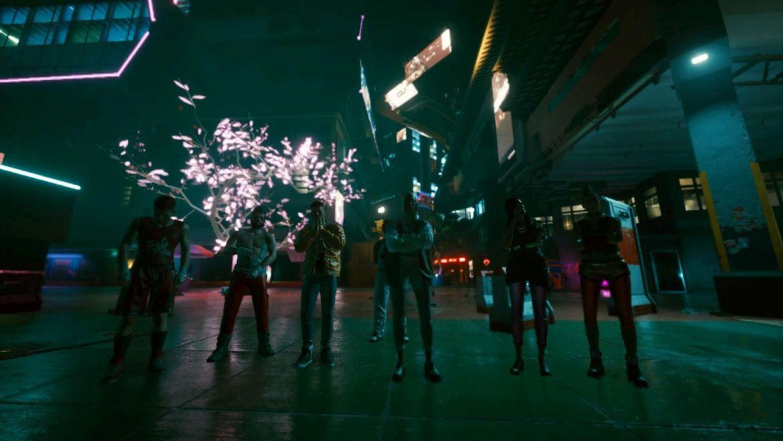 W Night City rządzą gangi