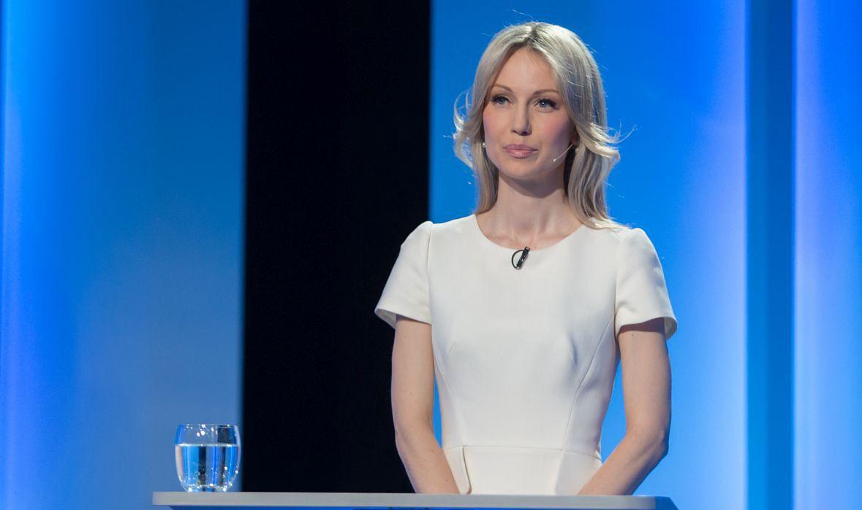 """Magdalena Ogórek miała być tajną bronią SLD w walce o prezydenturę. Okazała się twarzą katastrofy. To m.in. po niej miał sprzątać Włodzimierz Czarzasty, gdy został szefem Sojuszu. Zapewniał: """"Ja bym ogórkowej nigdy nie zamówił. Wolę czerwony barszcz"""""""