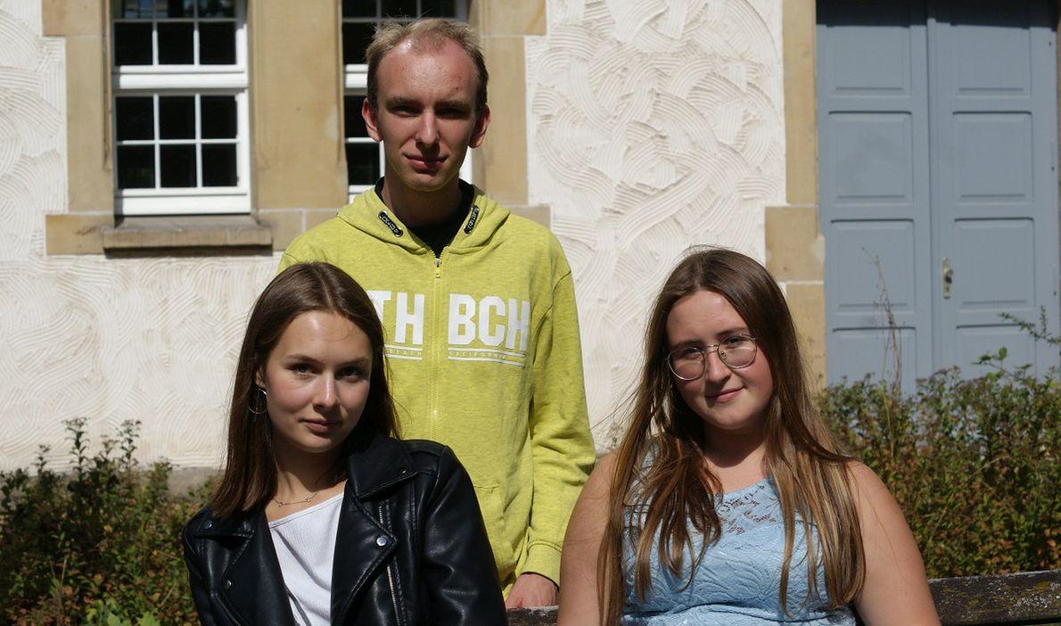 Dominika, Ala i Julian, polscy uczniowie niemieckiej szkoły we Frankfurcie, wybiorą raczej studia za granicą, a nie w Polsce