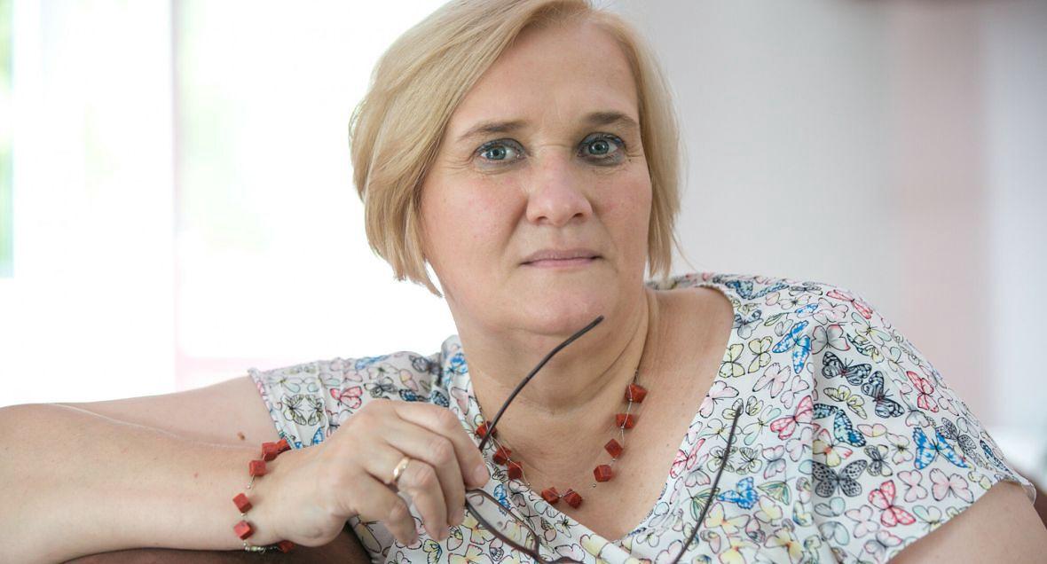Dr Małgorzata Musiałowicz, prezes Alma Spei