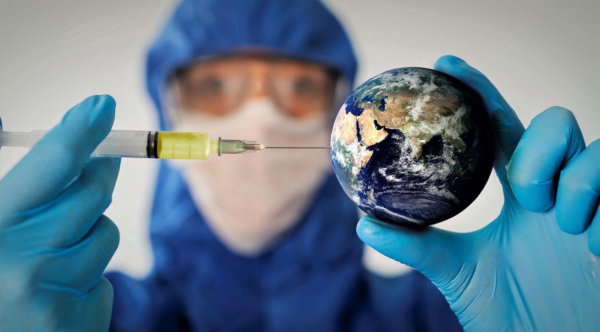 Czy cały świat będzie musiał przymusowo zaszczepić się na koronawirusa?