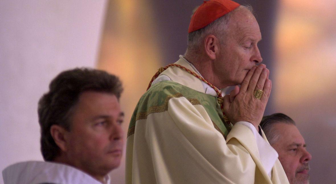 Kardynał Theodore McCarrick