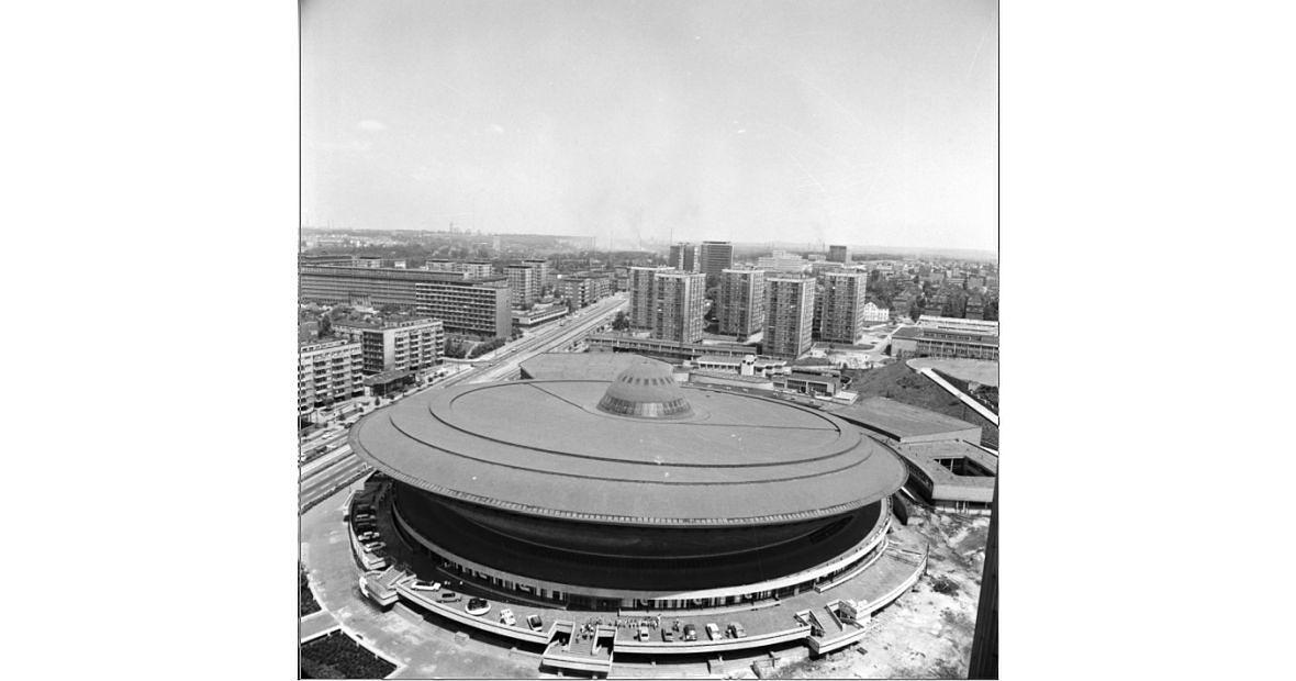 UFO, rok 1975. Spodka zazdroszczono nam w całej Europie Wschodniej