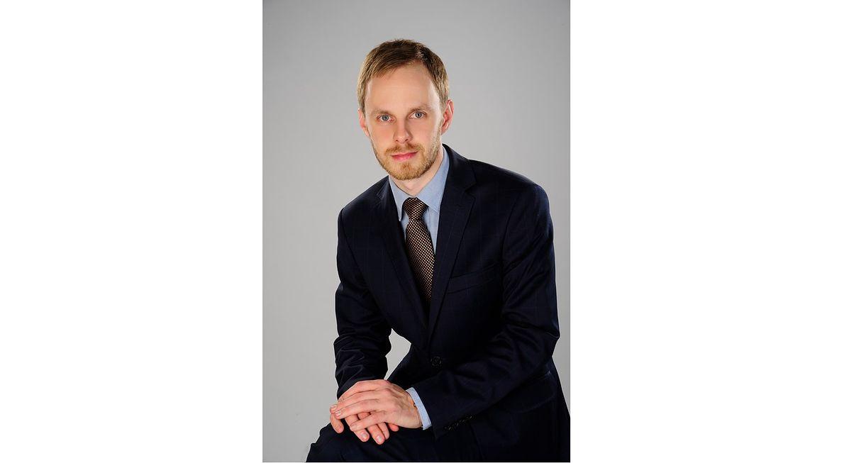 dr Maciej Grodzicki, ekonomista z UJ, związany z Fundacją Kaleckiego