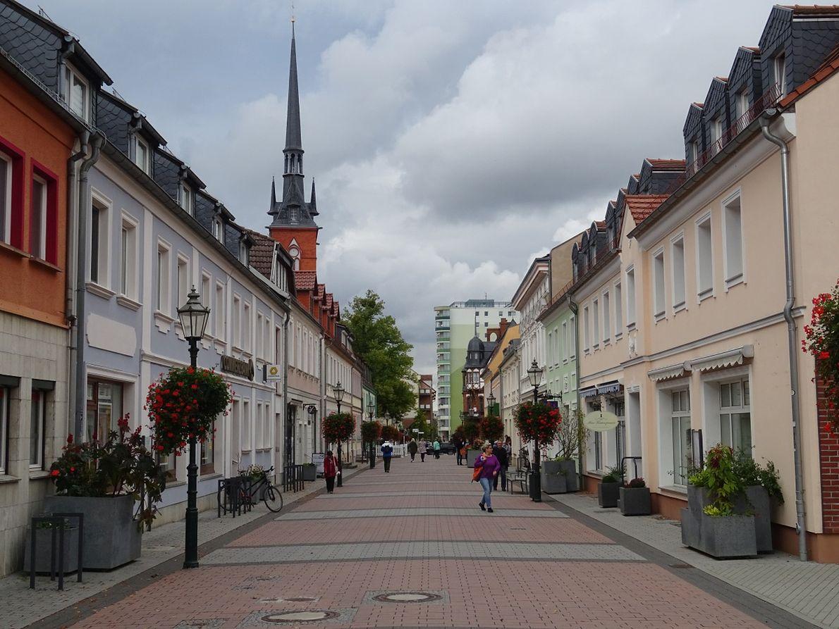 Miasto Schwedt nad Odrą. To tu polscy lekarze znaleźli pracę na warunkach, o jakich w Polsce marzą tysiące ich kolegów po fachu