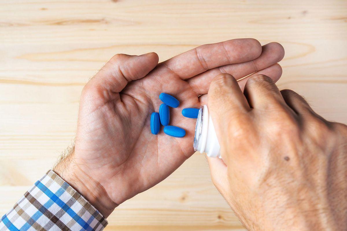 tabletki na potencję skutki uboczne