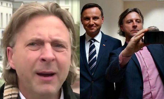 """Polityk PiS-u walczy z niemieckimi piosenkami: """"Zostałem potraktowany w sposób butny!"""" - Pudelek"""