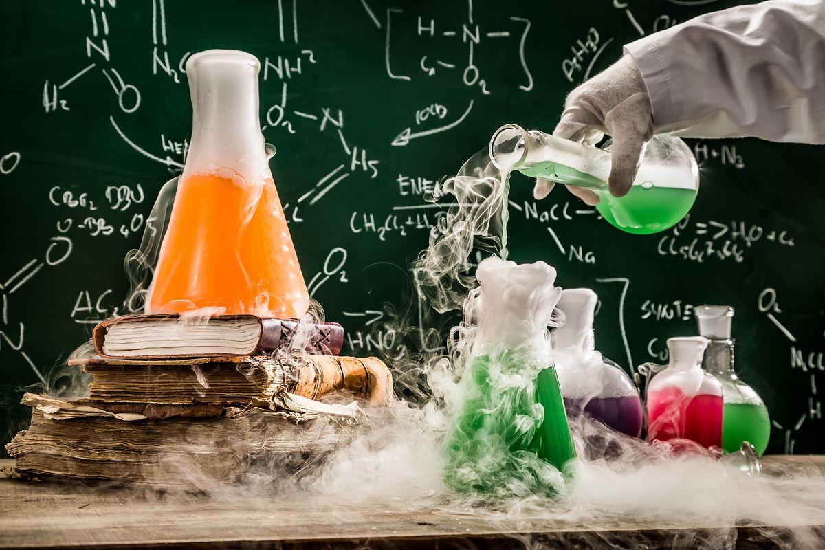 Поздравления химии биологии