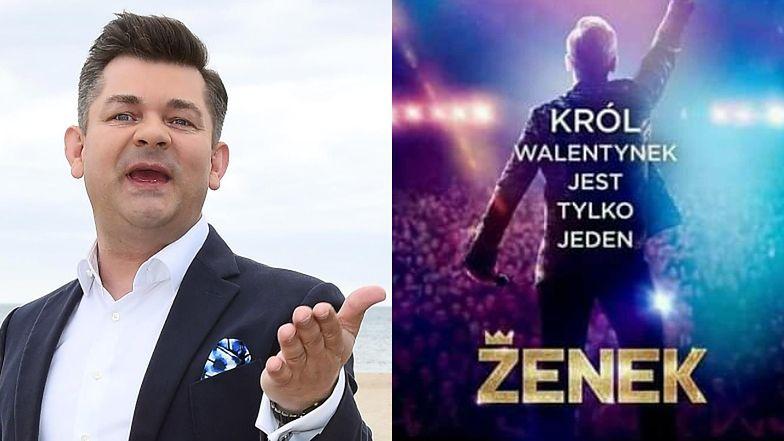 """Internauci śmieją się z plakatu filmu o Zenku Martyniuku: """"Jaki kraj ..."""
