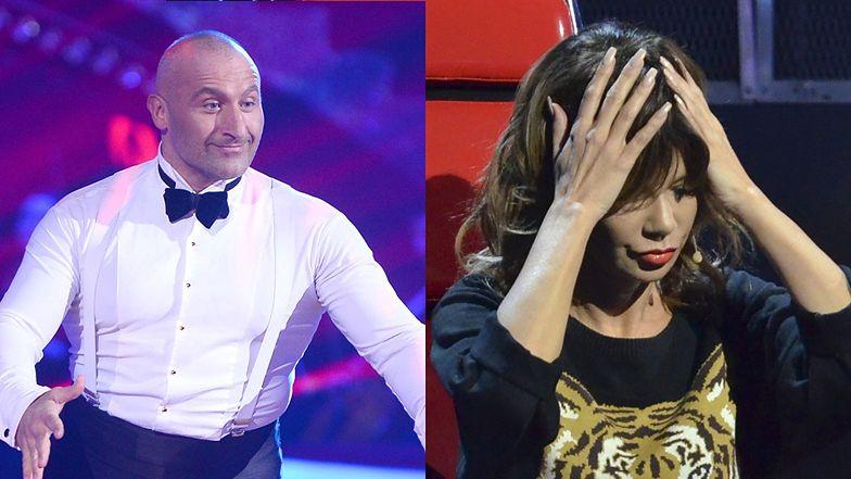 """Marcin Najman broni Edyty Górniak: """"Mogłaby uczyć polonistyki ..."""