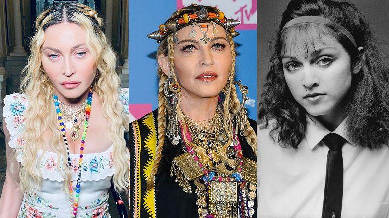 Madonna świętuje 62. urodziny prezentując pozbawioną ...
