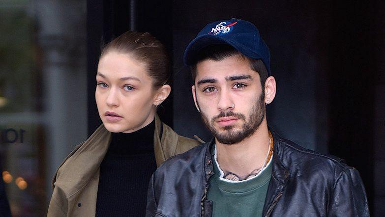 """Gigi Hadid jest W CIĄŻY z Zaynem Malikiem?! """"To już 5. miesiąc"""""""