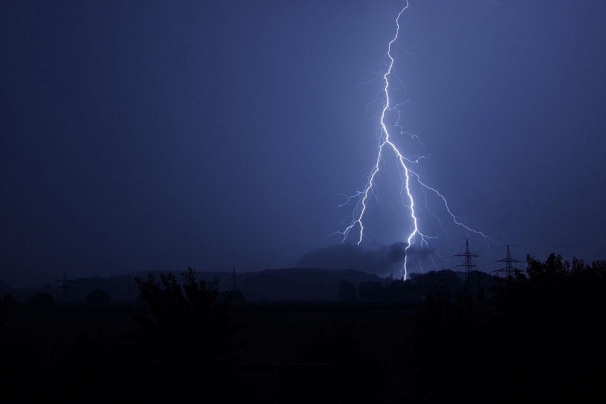 Gdzie jest burza? IMGW wydało w poniedziałek ostrzeżenie dla 5 ...