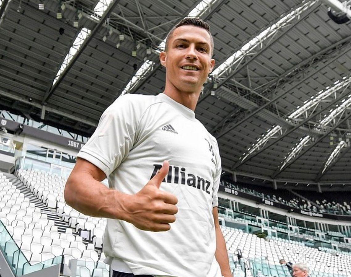 Cristiano Ronaldo zarabia fortunę na Instagramie. Jeden wpis ...