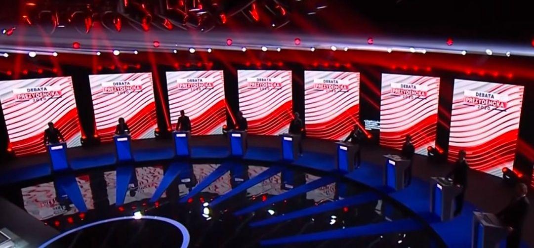 Debata prezydencka odwołana. Co z pozostałymi debatami?