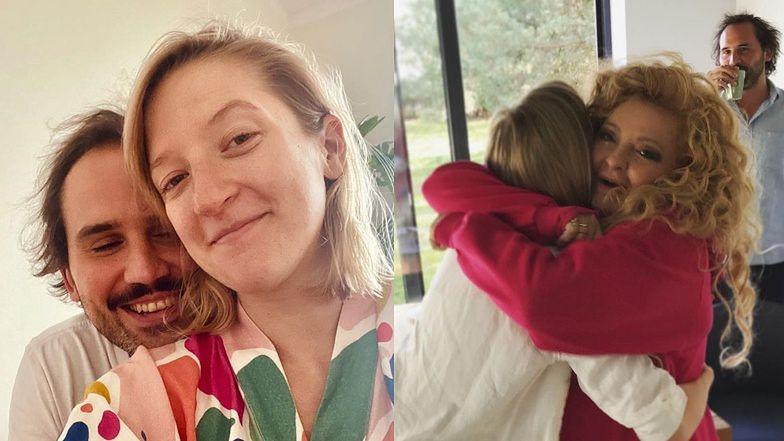 Lara Gessler pochwaliła się CÓRECZKĄ na Instagramie! (FOTO)
