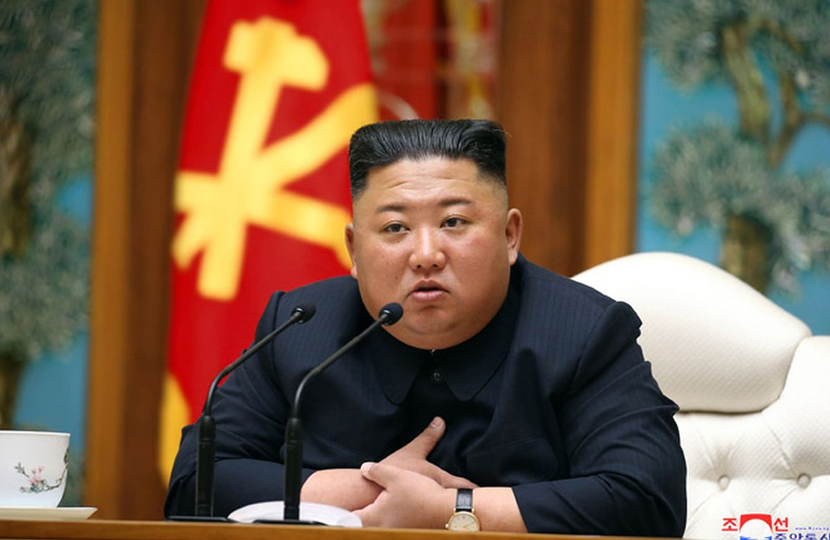 Kim Dzong Un w ciężkim stanie? Donald Trump zabrał głos