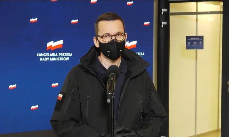 Konferencja premiera Mateusza Morawieckiego. Apel do ...