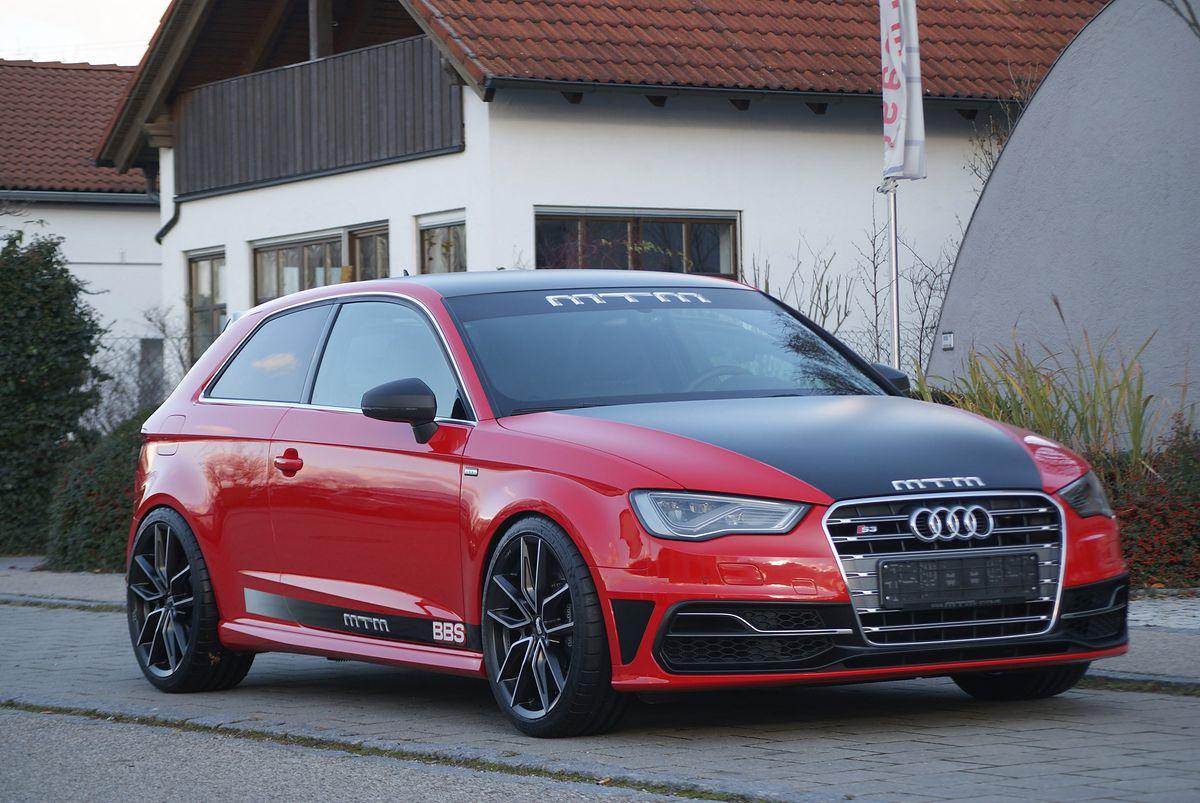 Audi a6 klub polska tuning jakie to auto propozycja zabawy - Mtm Audi S3 Stufe 1 2013