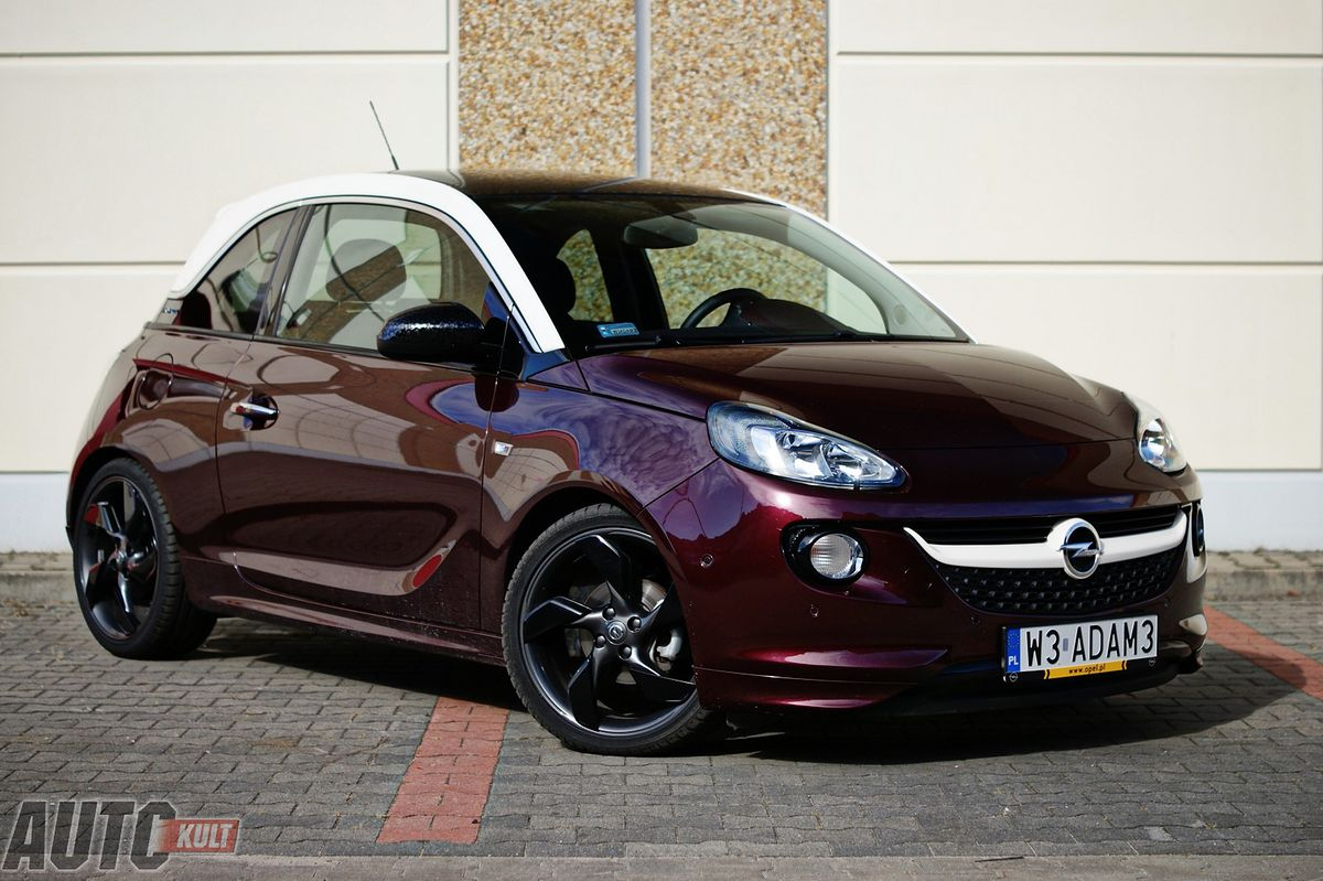 opel adam 1 4 slam test. Black Bedroom Furniture Sets. Home Design Ideas