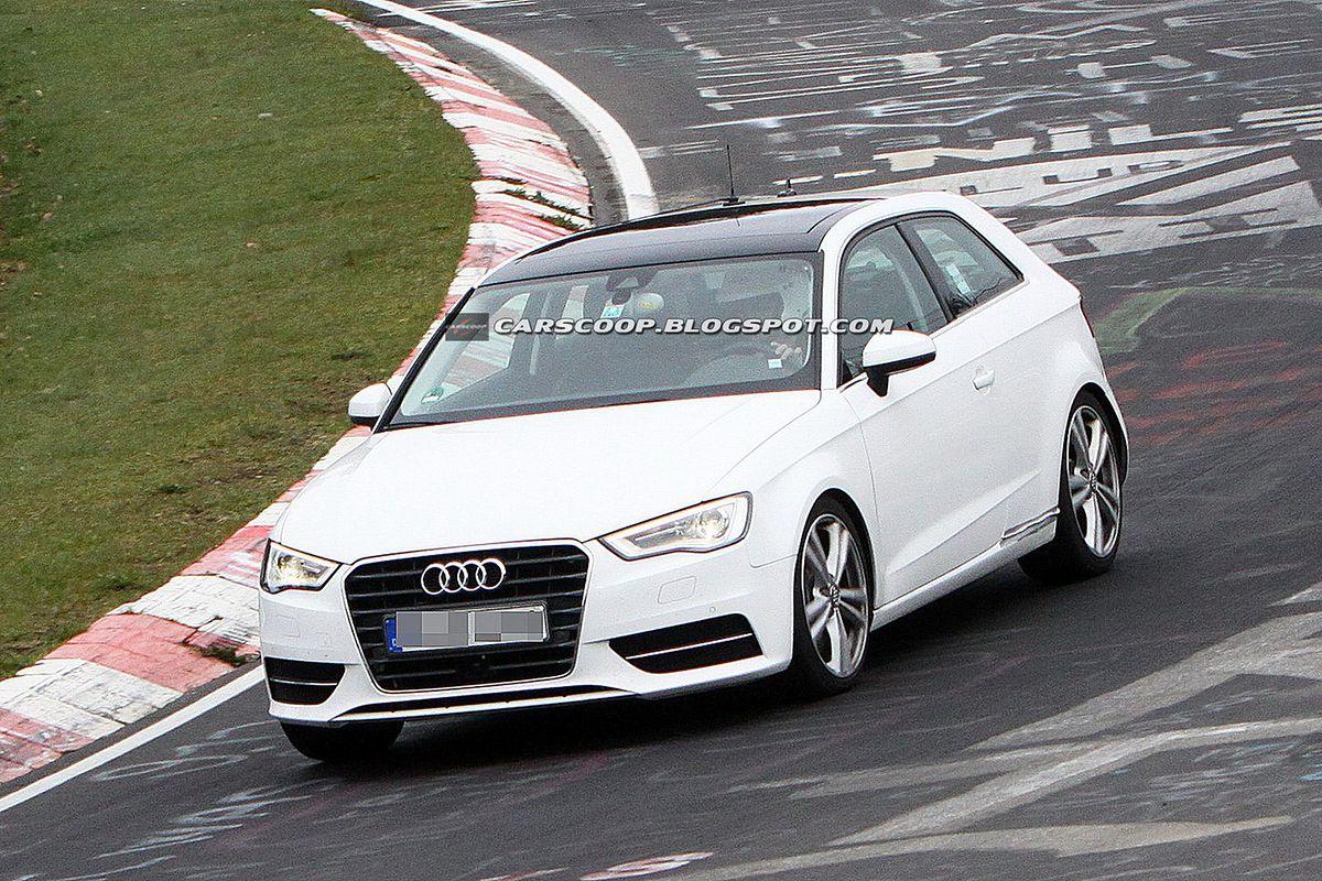 Audi a6 klub polska tuning jakie to auto propozycja zabawy - Nowe Audi S3 Testowane Na Torze N Rburgring