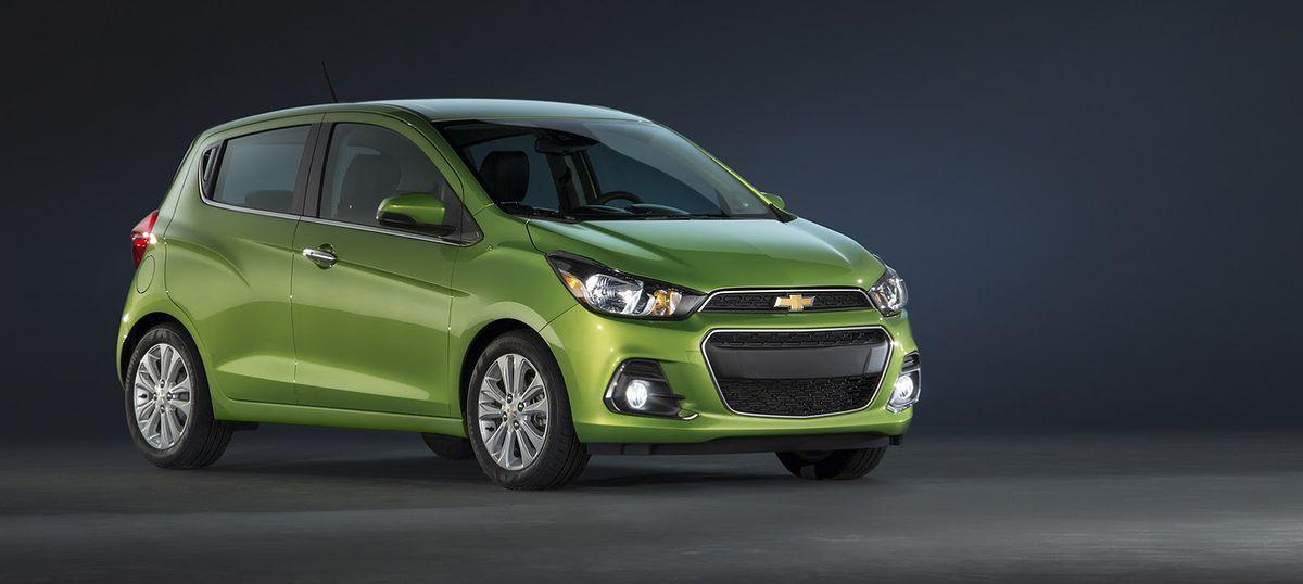 Chevrolet Spark Dane Techniczne Opinie Ceny Autokult