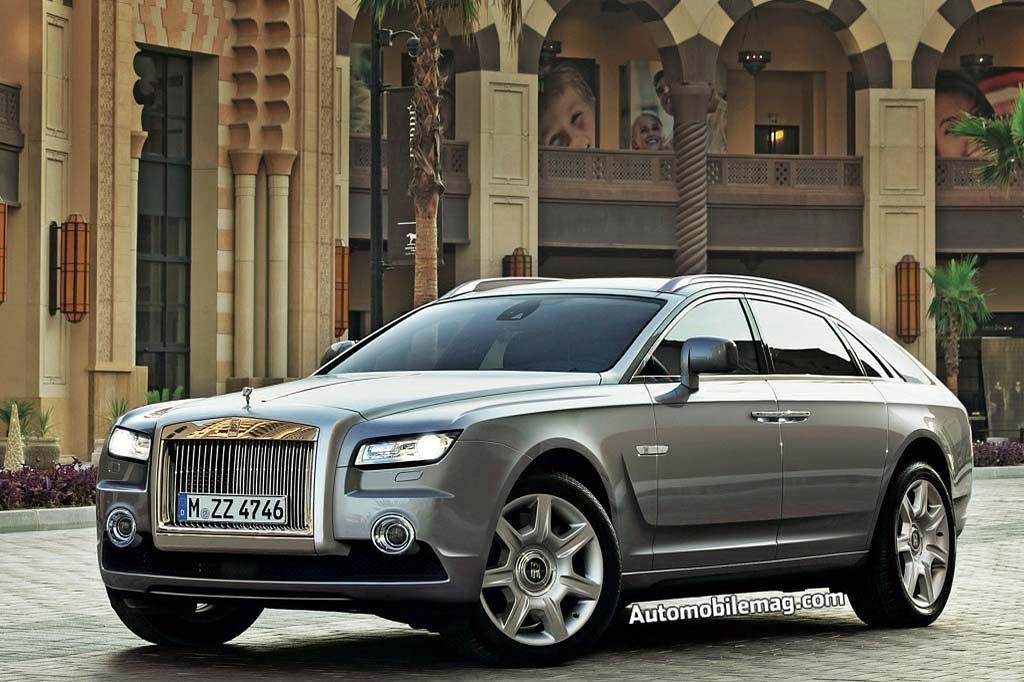 Czy Rolls Royce Odpowie Na Suv A Bentleya Autokult Pl