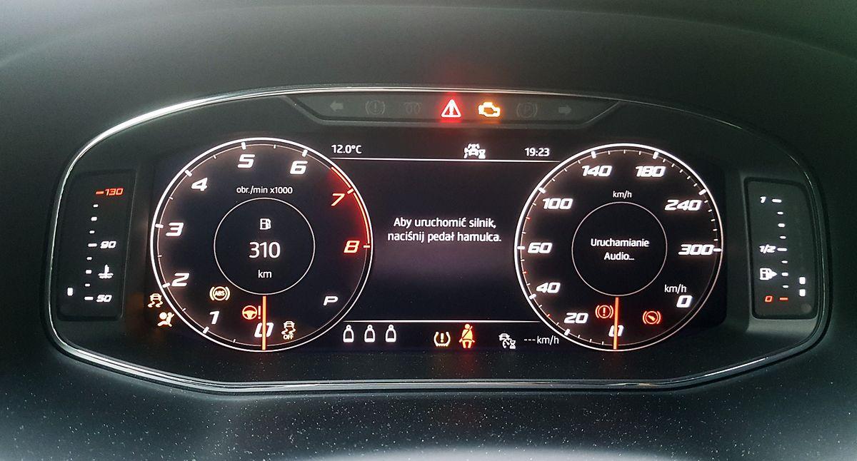 Co Oznaczaja Kontrolki W Samochodzie Poradnik Symbole Kolory Autokult Pl