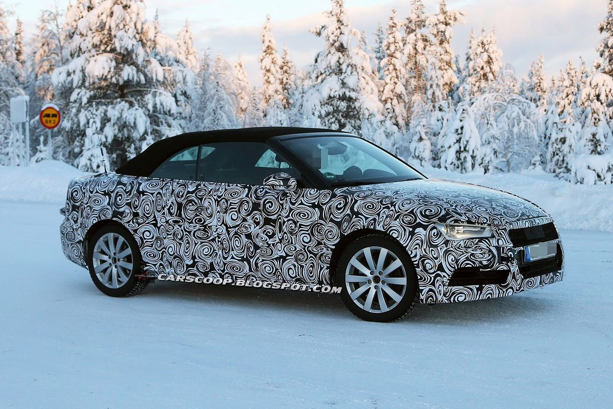 Audi a6 klub polska tuning jakie to auto propozycja zabawy - Nowe Audi S3 Cabriolet Wyszpiegowane Po Raz Pierwszy
