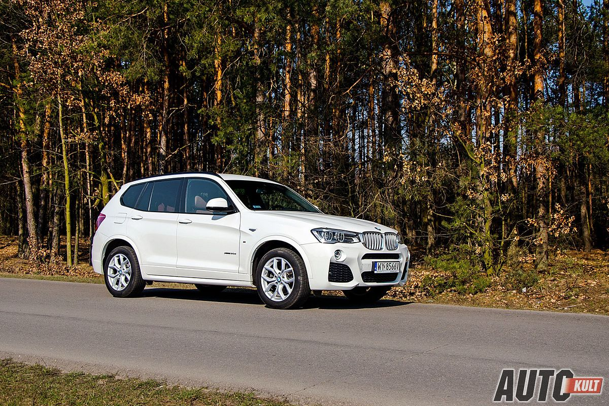 bmw x3 xdrive 30d test opinia spalanie cena strona 2. Black Bedroom Furniture Sets. Home Design Ideas