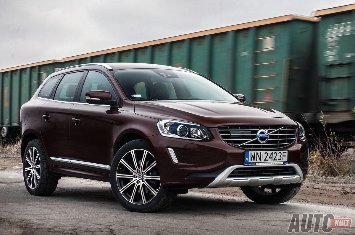 volvo xc60 d5 awd summum test volvo xc60 d5 awd summum dane techniczne. Black Bedroom Furniture Sets. Home Design Ideas